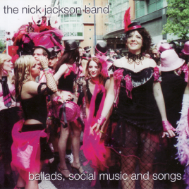 Ballads, Social Music & Songs – CD